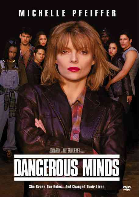 DANGEROUS MINDS BY PFEIFFER,MICHELLE (DVD)