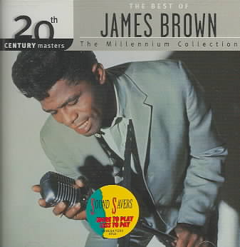 20TH CENTURY MASTERS:MILLENNIUM COLLE BY BROWN,JAMES (CD)
