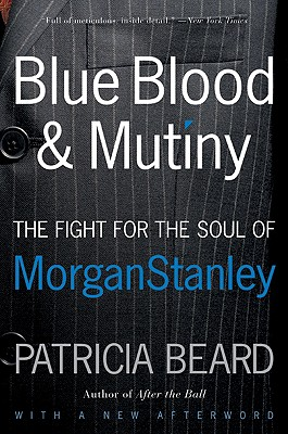 Blue Blood and Mutiny By Beard, Patricia